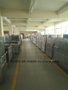 Eco-F1 Hood Type Dish Washer Machine pictures & photos
