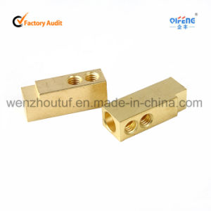 Motorcycle Parts Brass Electrical Meter Terminal Blocks pictures & photos