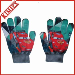 100% Acrylic Fashion Knitted Magic Winter Glove pictures & photos