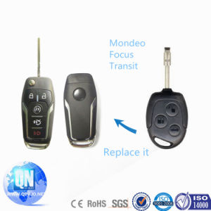 Focus 2011 and Mondeo Transmit Smart Key for Ford FOB pictures & photos