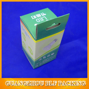 Bulb Paper Box Packaging Design with Hanger pictures & photos