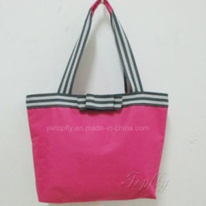 Polyester Nappy Bag for Mummy Diaper Cooler Bag pictures & photos