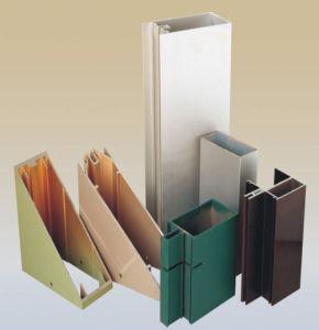 Powder Coated Aluminium Profiles for Windows/Doors/Curtain Walls pictures & photos