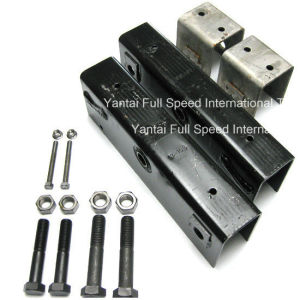 Leaf Spring Hanger Kit Made of Steel Stamping Forming Welding pictures & photos