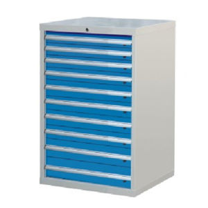 Westco Tool Cabinet with Drawers (Drawer Cabinet, Workshop Cabinet, ML-1500-10)