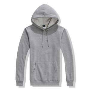 Customize Fashion Cotton/Polyester Men Hoodies pictures & photos