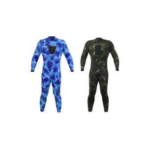 Men′s 2/3mm Neoprene Long Sleeve Wetsuit (HX-L0121) pictures & photos