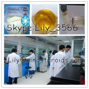 Parabolone 50 Injectable Anabolic Steroid Trenbolone Hexahydrobenzyl Carbonate pictures & photos