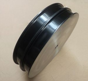 Ceramic Coating Aluminium Idler Pulley-1 for Wire&Cable Industries pictures & photos