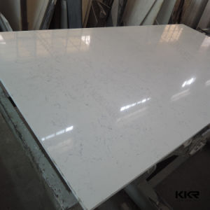 China Price Engineered Quartz Slab Artificial Quartz Stone pictures & photos