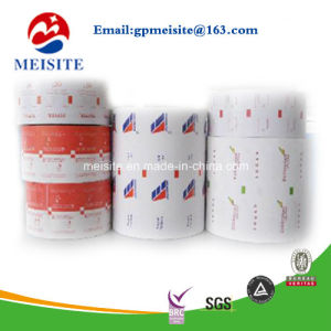 Soft Transparent Laminated Packaging Film Roll, Food Packaging Plastic Roll Film pictures & photos