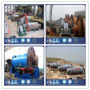 ISO Approved Dry Ball Mill for Sale with Favorable Price