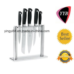 New Steel Knife Block Wholesale (YYB-5628) pictures & photos