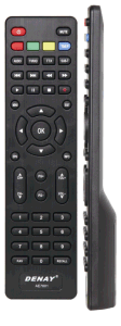 TV/HD Player/HD Digital TV STB DVB Sat Ott Learning Remote Control pictures & photos