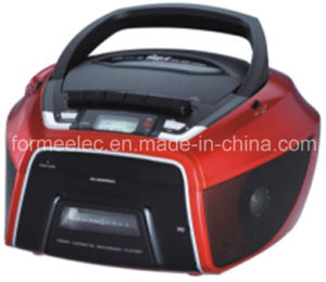 CD MP3 Boombox with Cassette pictures & photos