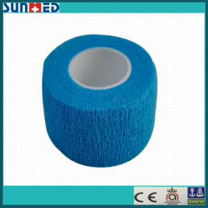 Cotton Cohesive Coban Bandage pictures & photos