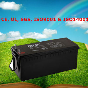 Back up Batteries Small Battery UPS 12V Battery pictures & photos