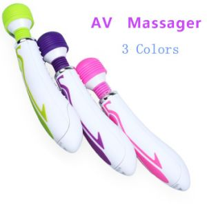 AV Massage Vibrator for Women Sex Toy pictures & photos