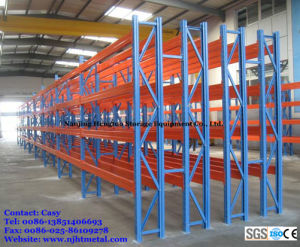 Warehouse Heavy Duty Pallet Storage Rack with Wire Mesh Decking pictures & photos
