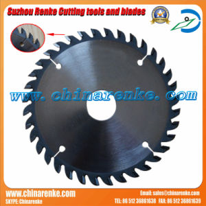 Tct Saw Blade for Cutting Solid Wood pictures & photos