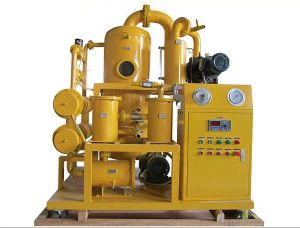 Double Stage Vacuum Transformer Oil Purification Machine pictures & photos