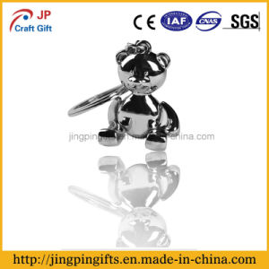 2017 Promotional Cute Little Bear Metal Key Chain with Gift pictures & photos