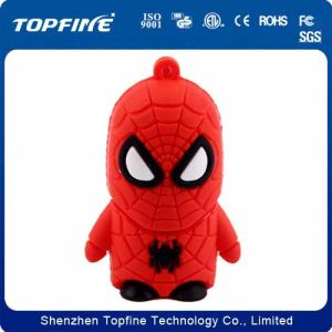 PVC Spider-Man Shaped 16GB USB Flash Drives pictures & photos