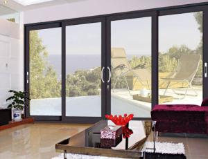 Room Home Use Aluminium Glass Sliding Door