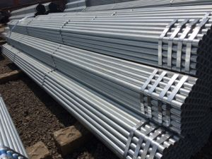 Gi Pipe Building Materials Price, Galvanized Steel Pipe for Construction pictures & photos
