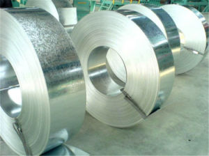 Hot DIP Gavanized Steel Strip for Sale China Manufacturer pictures & photos