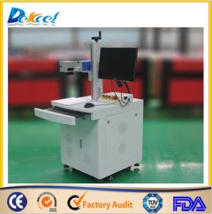 Fast Speed Fiber Laser Marking Machine/Engraving Marking Machine pictures & photos