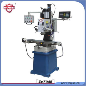 Mini Size Hobby Drill Mill Machinery Zx7045 Factory Promotion Sale Drilling and Milling Machine pictures & photos