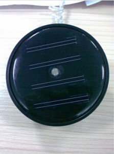 Round Solar Panels for Lawm Light pictures & photos