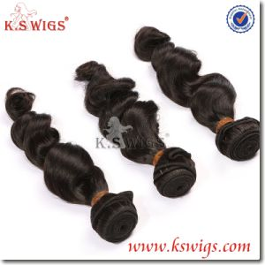 Unprocessed Natural Hair 100% Indian Virgin Remy Hair pictures & photos