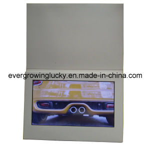 Custom 7inch Touch Screen Video Brochure pictures & photos