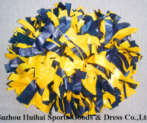 2016 Cheering POM POM: Plastic 2 Colors Mix pictures & photos