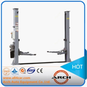 Auto Electric Hoist Two Post Car Lift (AAE-TPB135E) pictures & photos