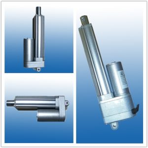 100mm Stroke Linear Motor 24VDC with Potebtiometer pictures & photos
