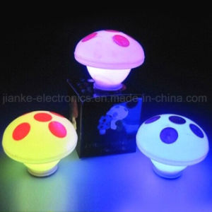 4028-Mushroomshape LED Small Night Light pictures & photos