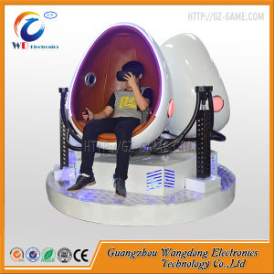 9d Cinema Motion Chair Vr Egg Cinema Rotating for Sale pictures & photos