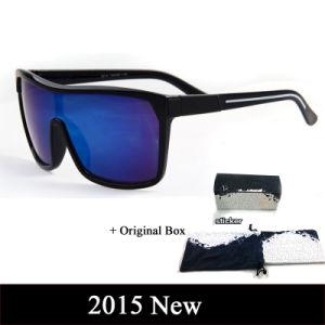 2015 Fashion Big Frame Oversized Retail Sport Outdoor Sunglasses Men Brand Sun Glasses Frogskins Jam Colorful with Original Box