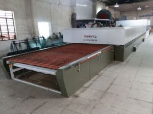 Flat 1500X5000 Customized Glass Tempering Furnace pictures & photos
