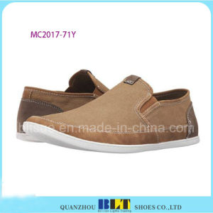 New Design Leather Upper Sneaker Casual Shoes pictures & photos