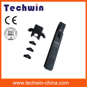 800-1700nm Optic Live Fibre Detector Tw3306e with Different Adapter pictures & photos