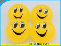 High Quality Novelty Design Female Smily Face Splat Ball (SB040)