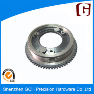 OEM Aluminum Die Cast Components for Gearbox Housing