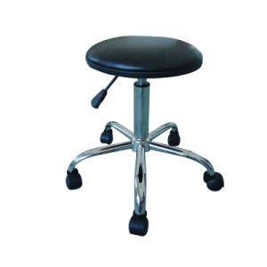 Height Adjustable Swivel Industrial Conductive Chair pictures & photos