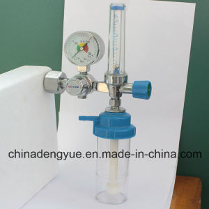 Medical Oxygen Regulator with Flowmeter pictures & photos