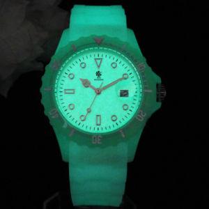 2016analog Quartz MSN Glow Watch P006 Uhren