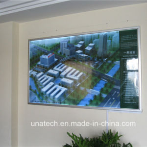 Banner Aluminium Frameless LED Media Advertising Signboard Light Box pictures & photos